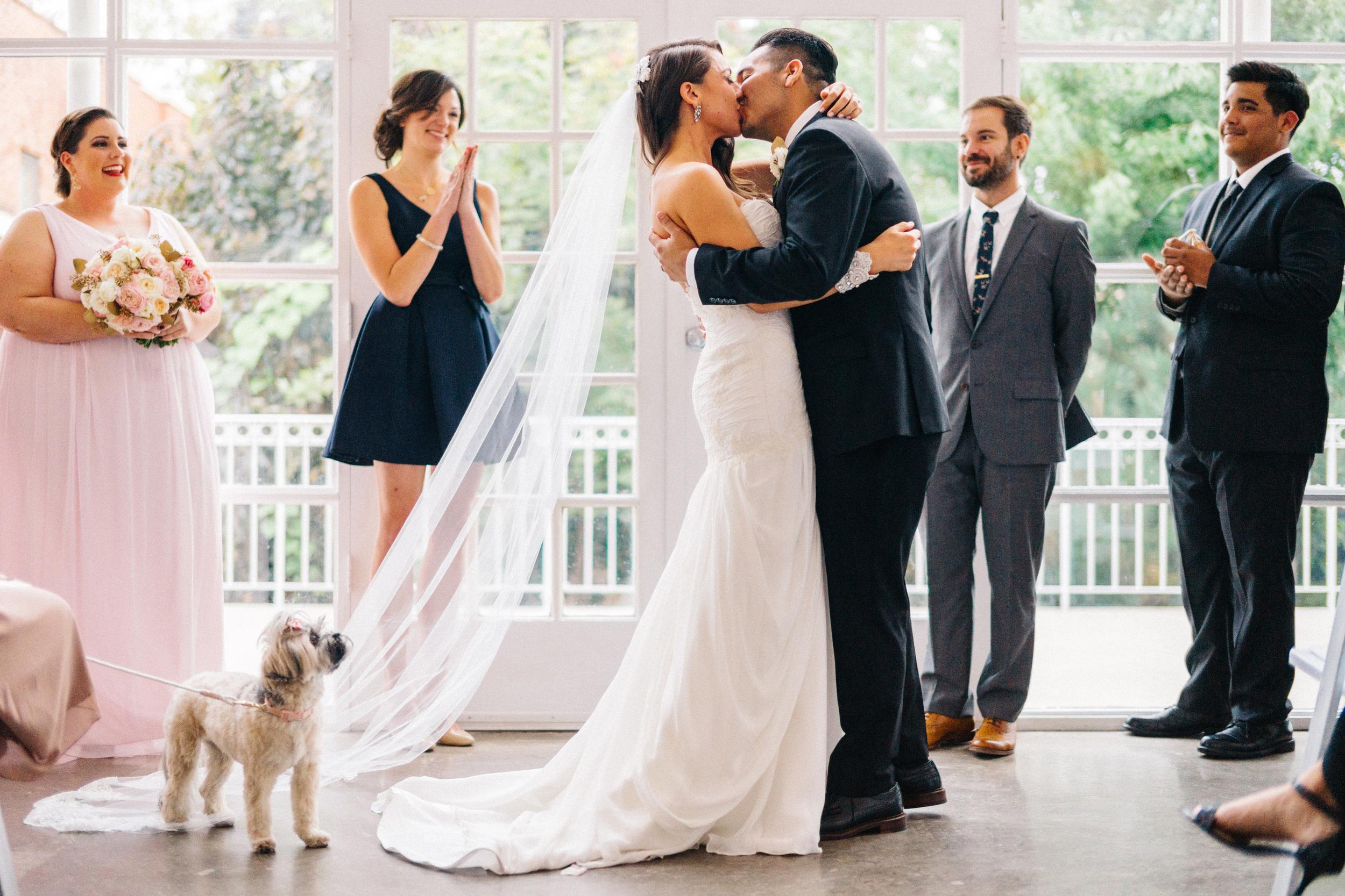 Photo by  Sean Cook Weddings