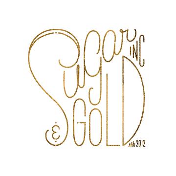 Sugar & Gold Logo | Branding by Sugar & Gold