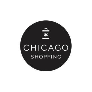 Chicago Shopping Logo | Branding by Sugar & Gold