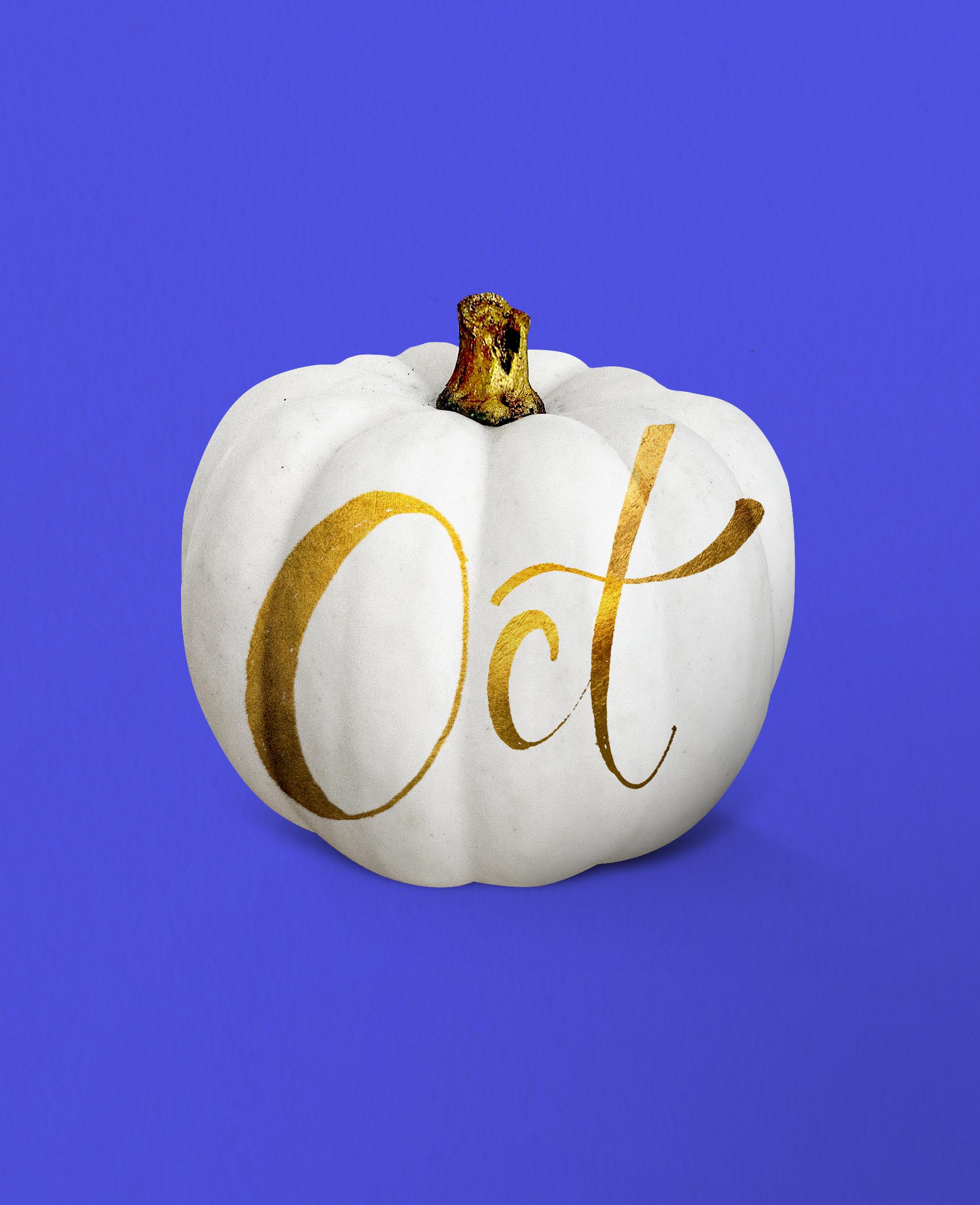 Sugar & Gold | Happy October