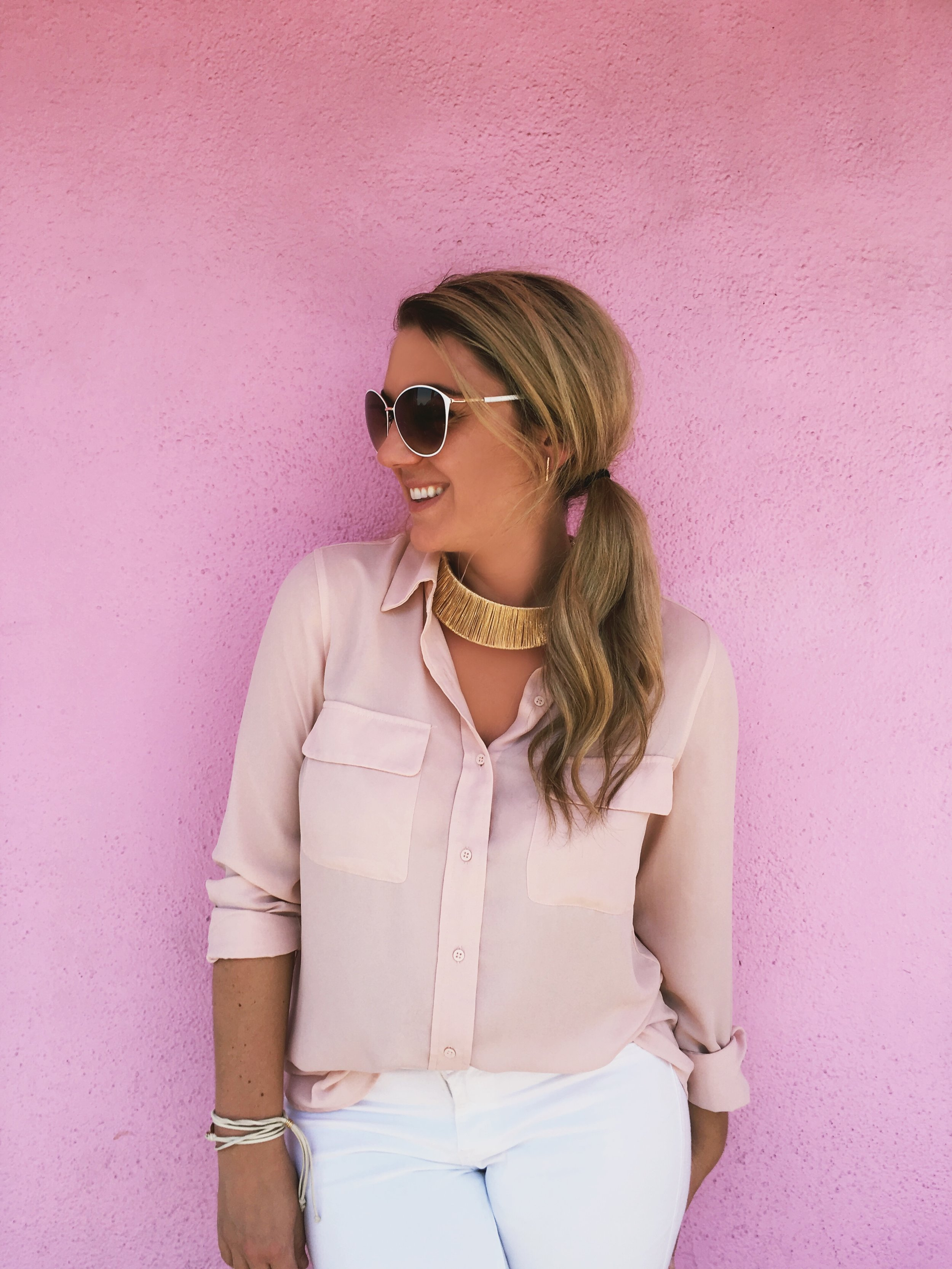Sugar & Gold | founder Emily Vaca | Los Angeles | The Pink Motel