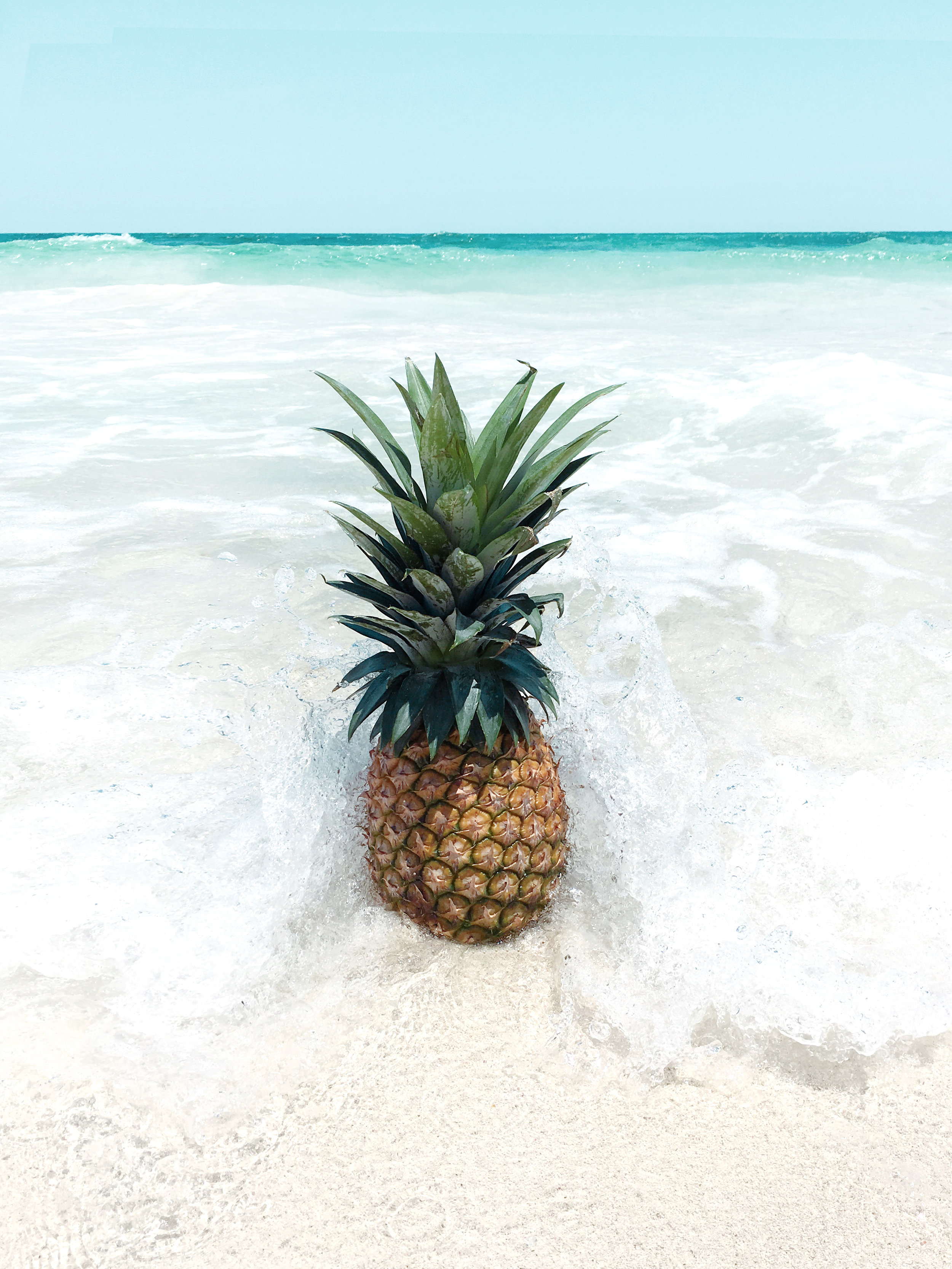 Sugar & Gold | Tulum, Mexico | Ocean Pineapple