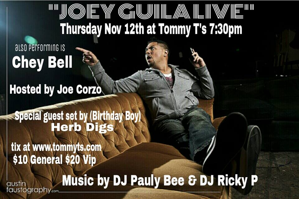 Get Your Tickets at www.tommyts.com