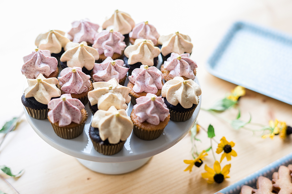 Cake Life Bake Shop cupcakes!