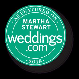 Jess + Brian's wedding at Sleepy Hollow in Martha Stewart Weddings