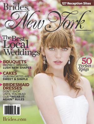 Brides New York Magazine