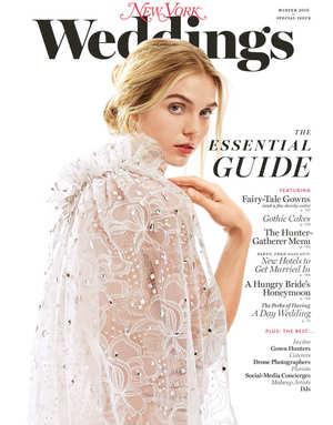 NY Mag Weddings Winter 2016