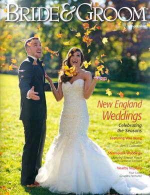 Bride and Groom Magazine