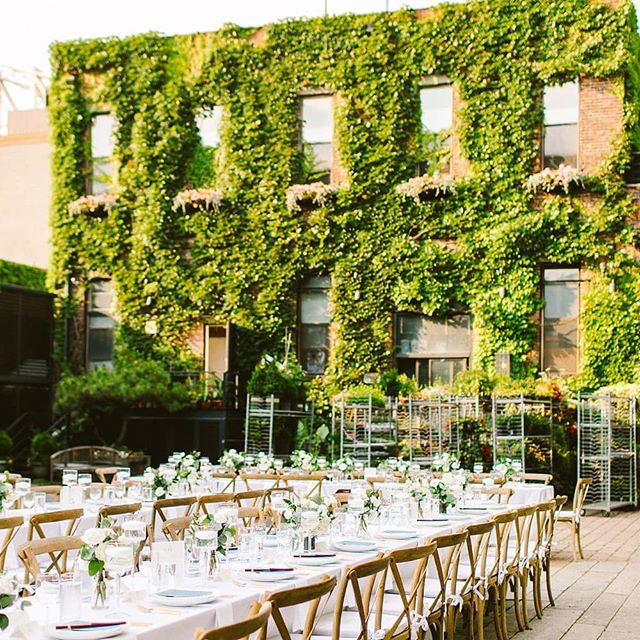 Looking forward to a very special wedding at @thefoundrylic for a very special couple this weekend!  @redfieldphoto