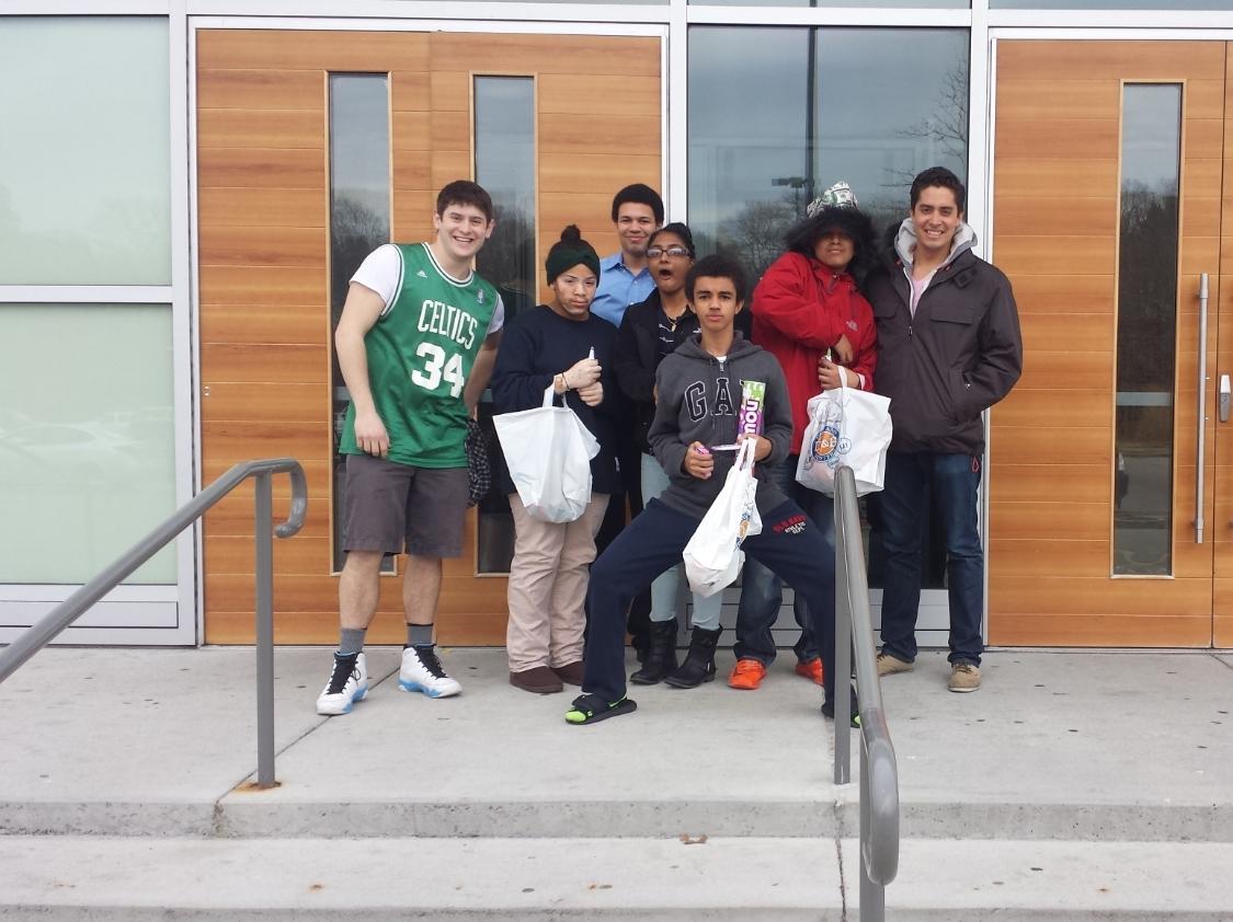 Group outside D&B