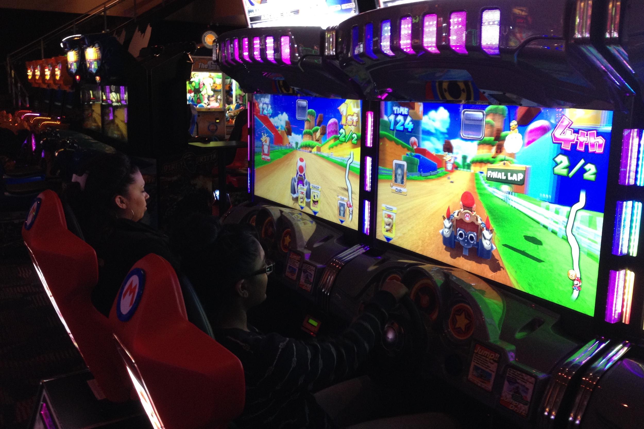 Some Mario Kart