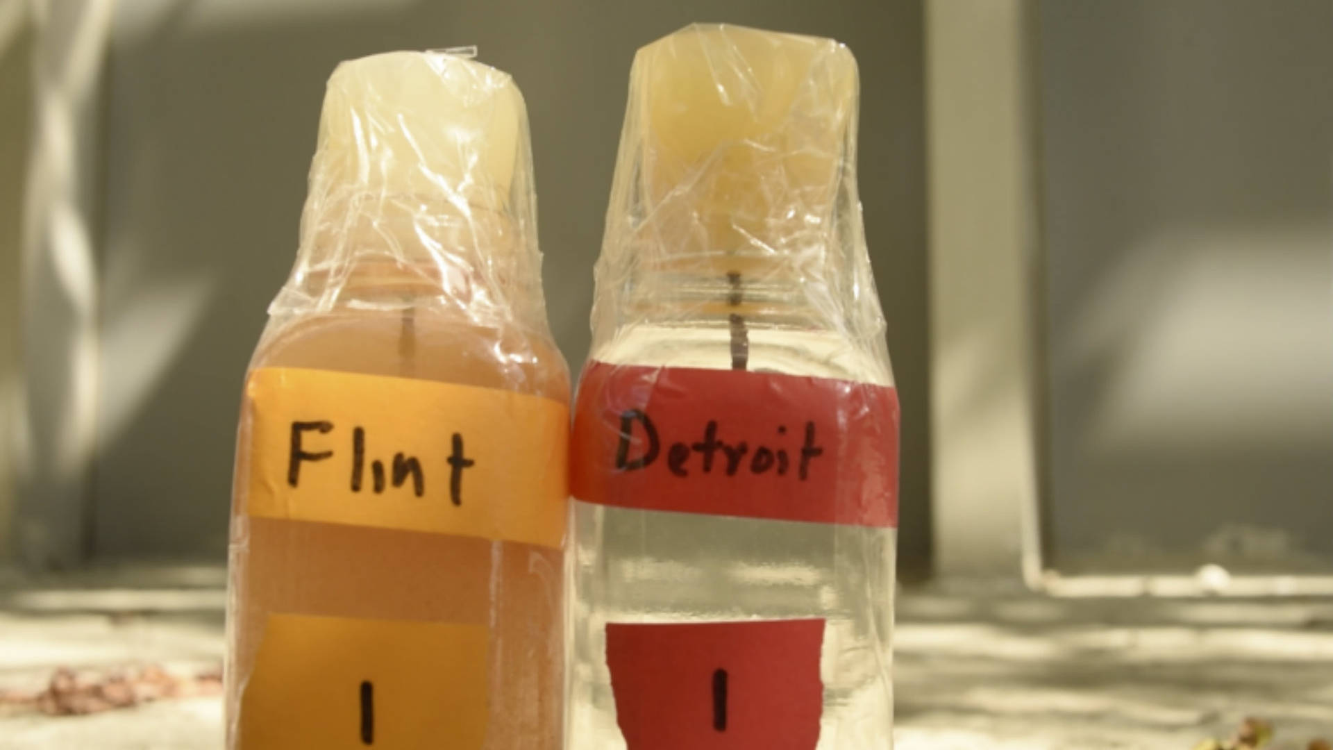Flint's water now contains dangerously high levels of lead after the town switched from Detroit to a more local water source.