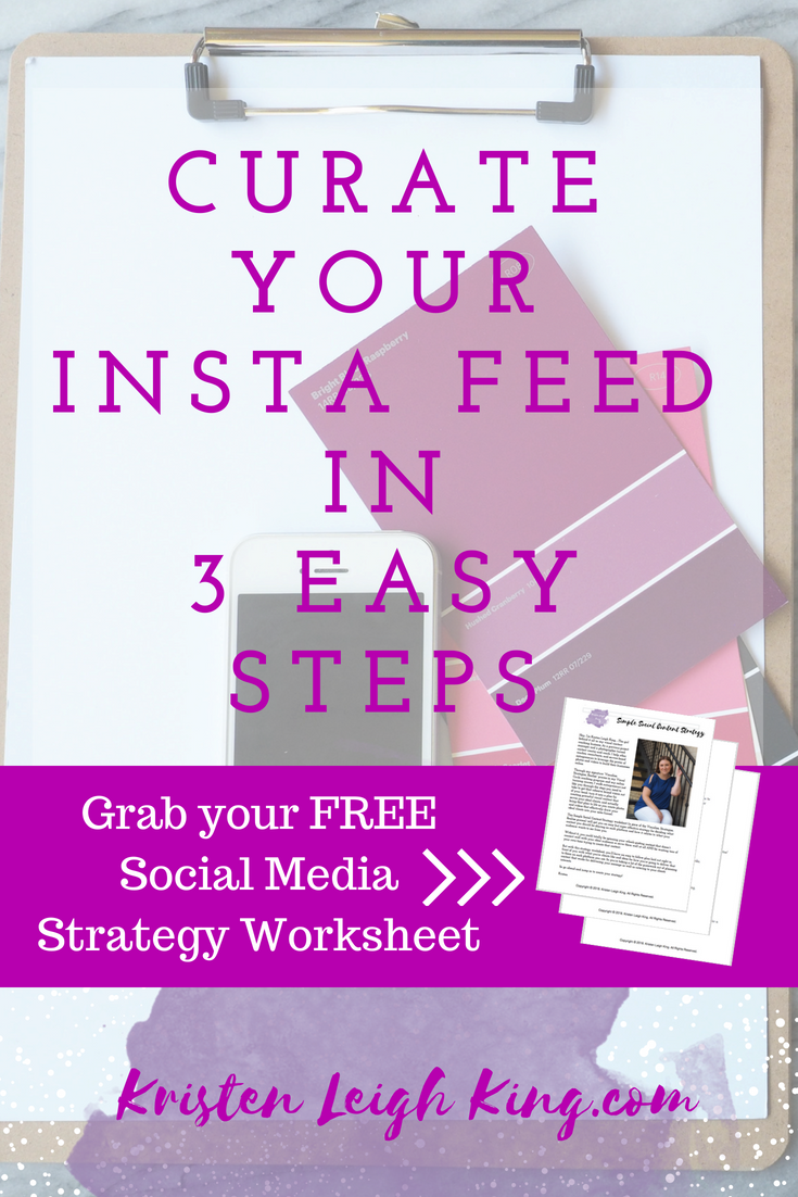 Pinterest graphic with FREE Social Media Strategy Worksheet (2).png
