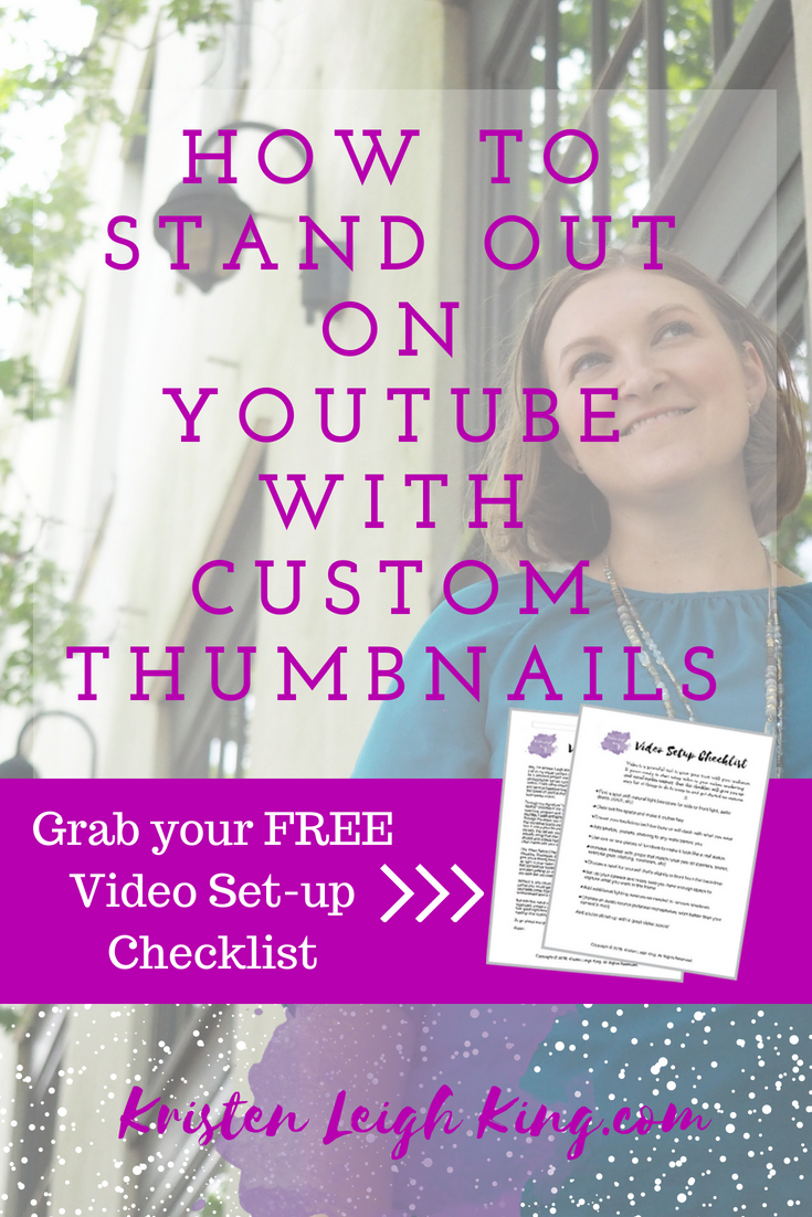 Pinterest graphic with FREE Video Set Up Checklist.png