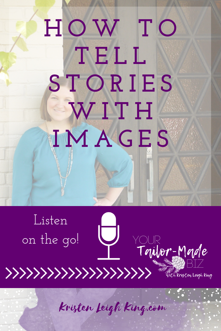 How to tell stories with images_brand strategy for multi-passionate entrepreneurs