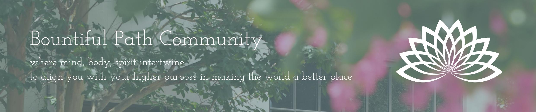 bountiful path community for purpose alignment