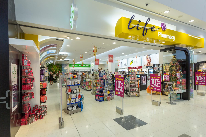 Life Pharmacy NorthWest - shopfront