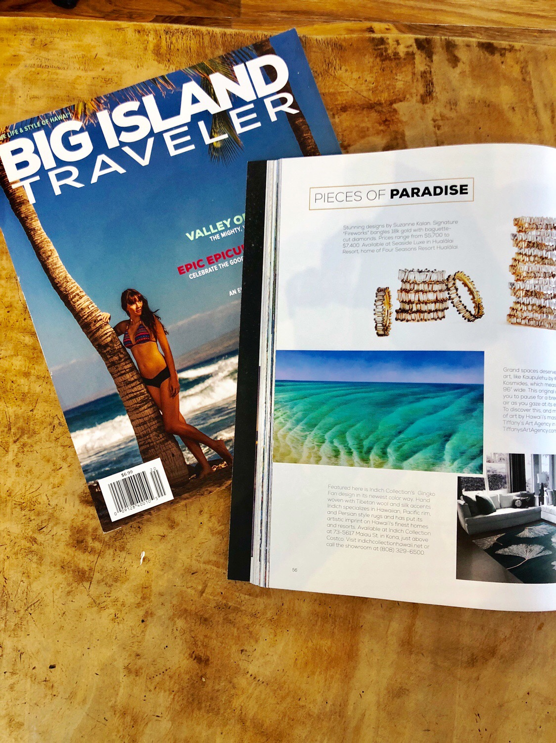 Big Island Traveler Magazine