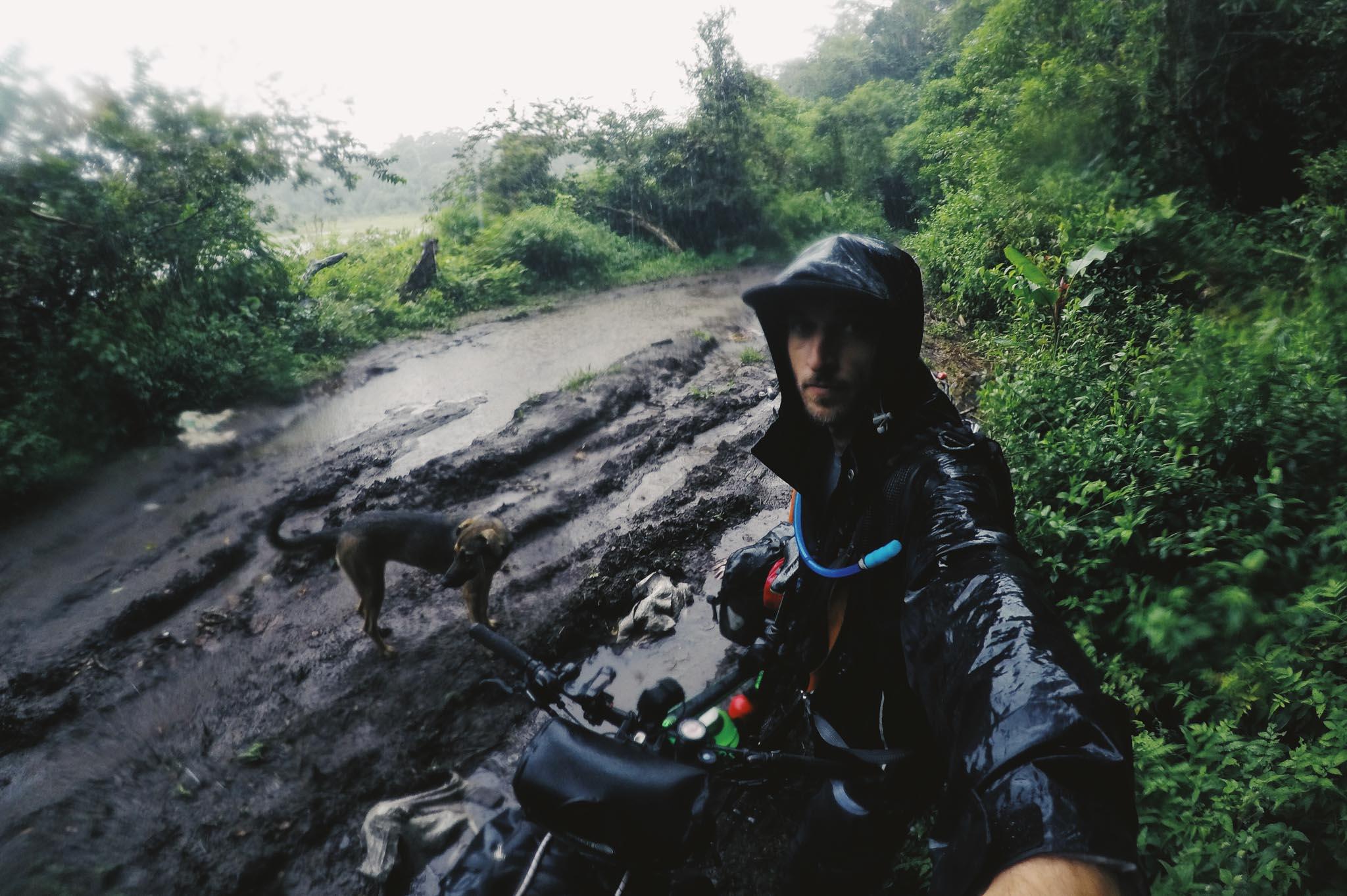 Mud, mud and mud