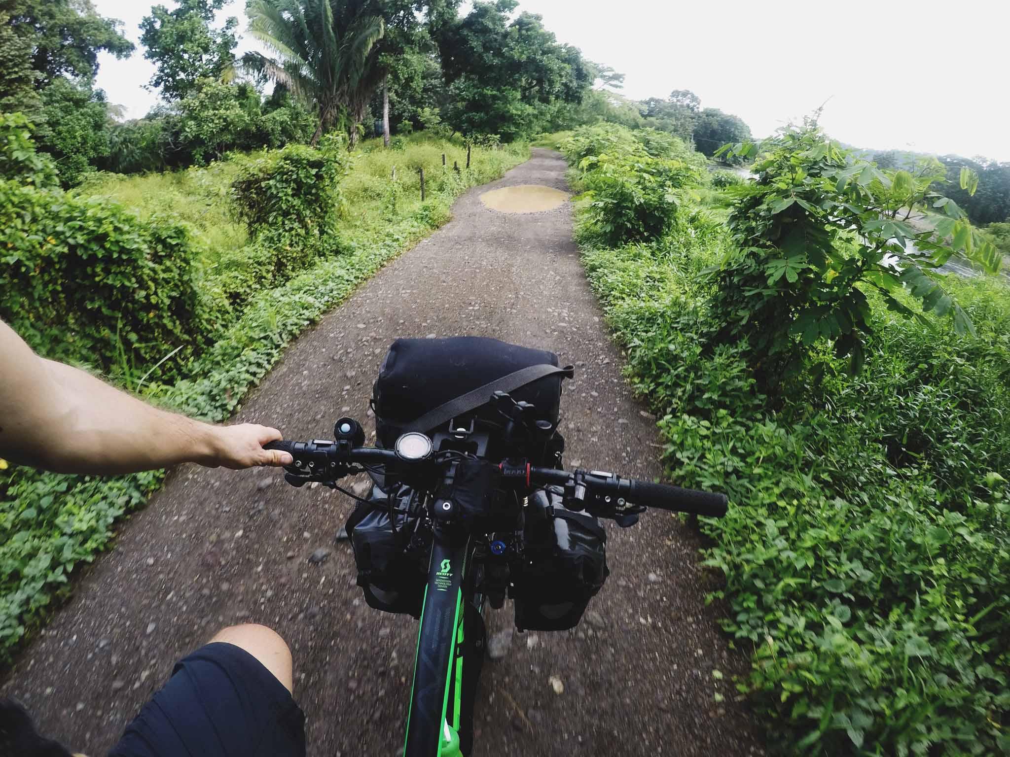 Backroads in Costa Rica