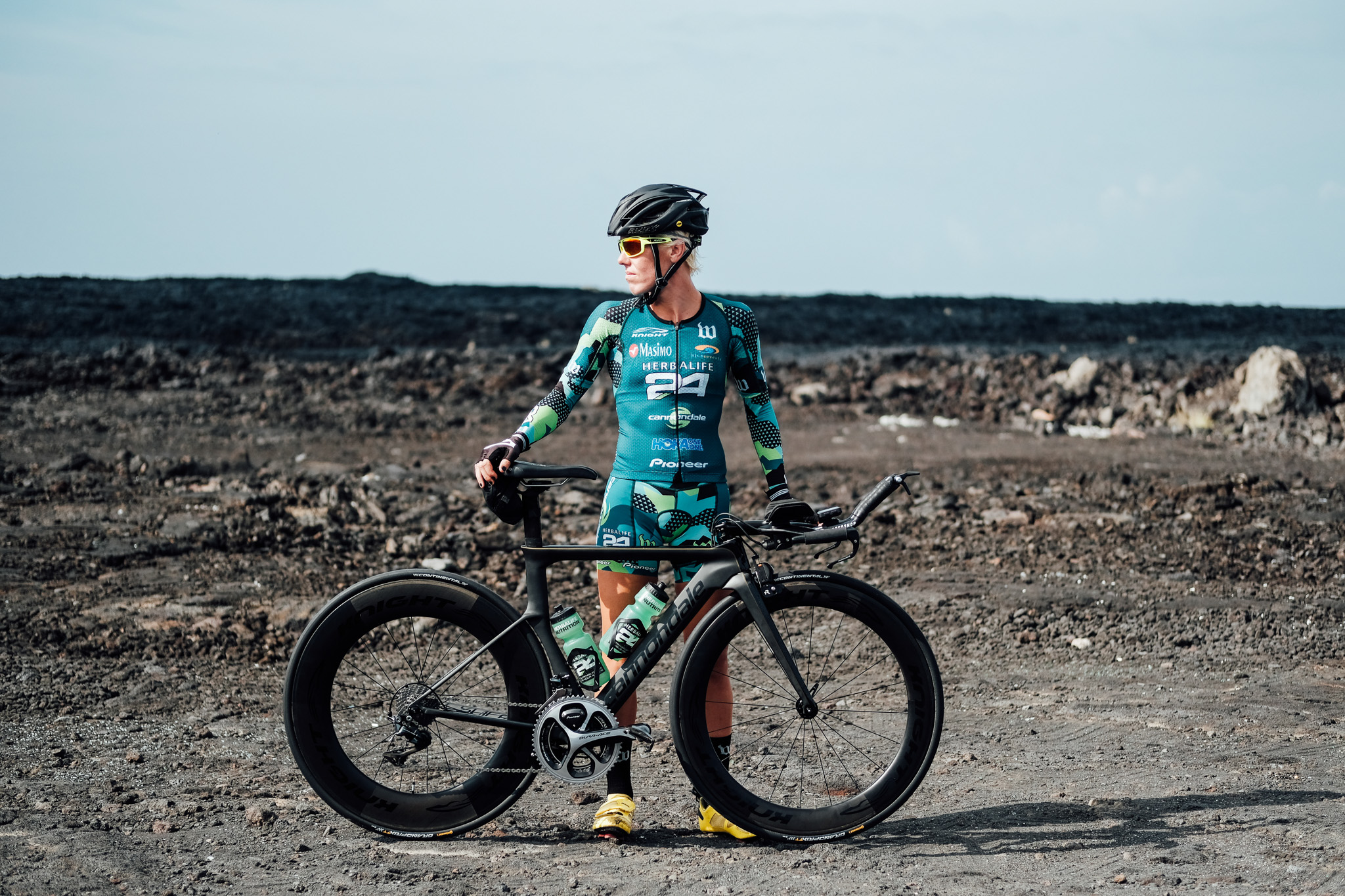 Heather Jackson - Iron Man Kona, 2017