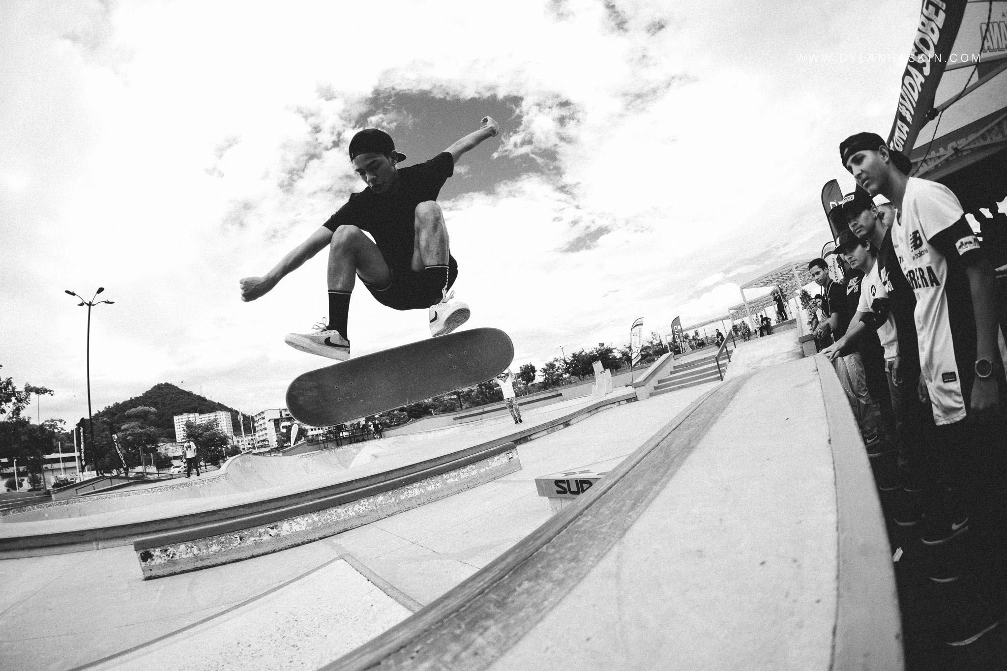 Panama Skate Competition