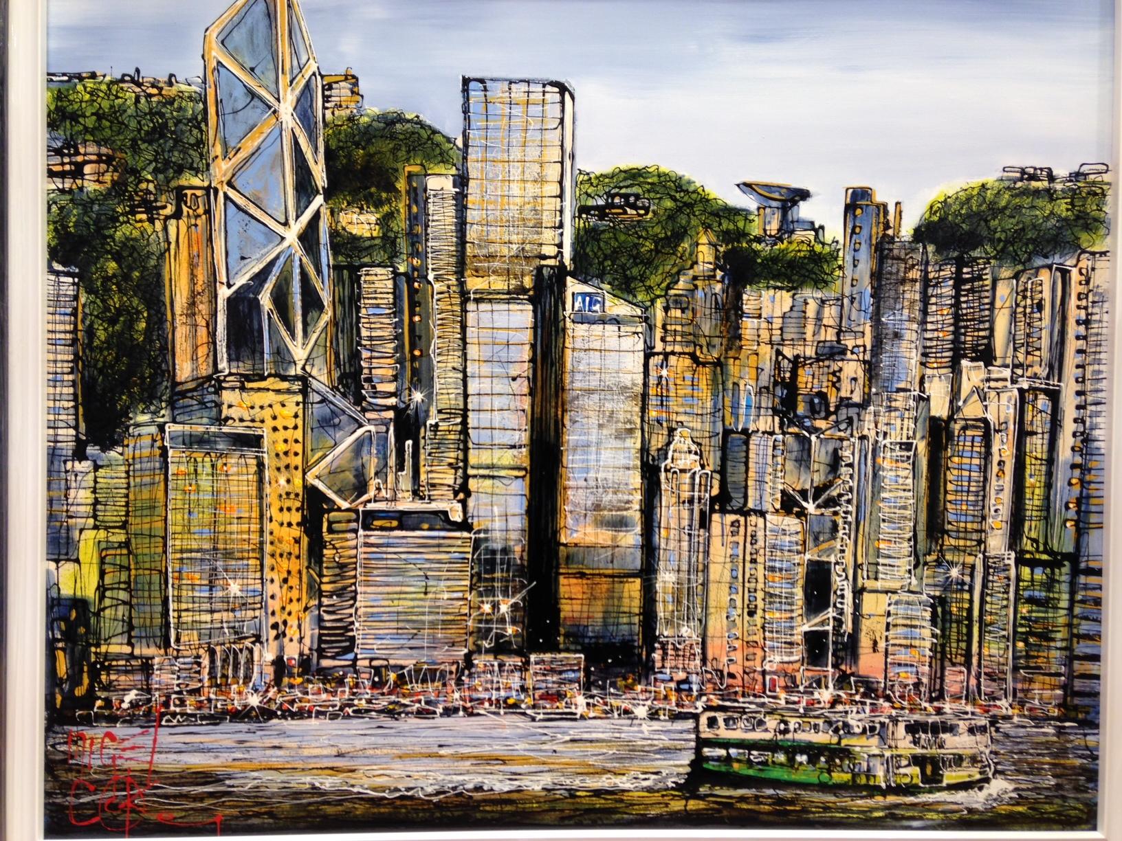 hong kong - commission
