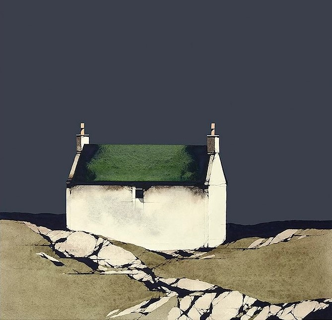 barra cottage