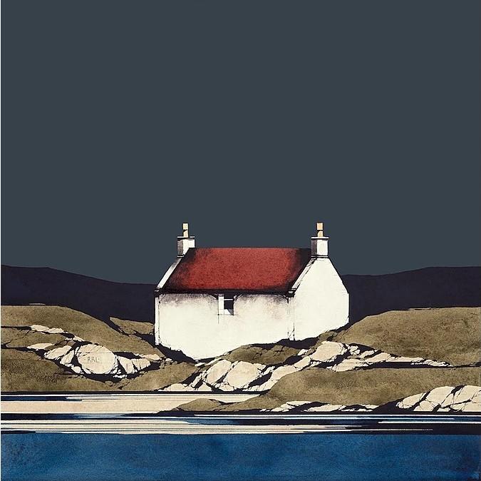 eriskay cottage