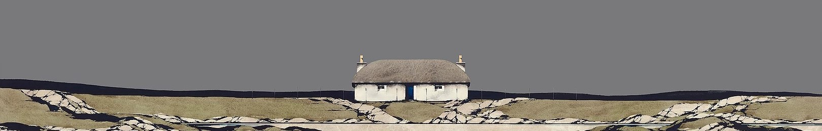 uist thatched cottage