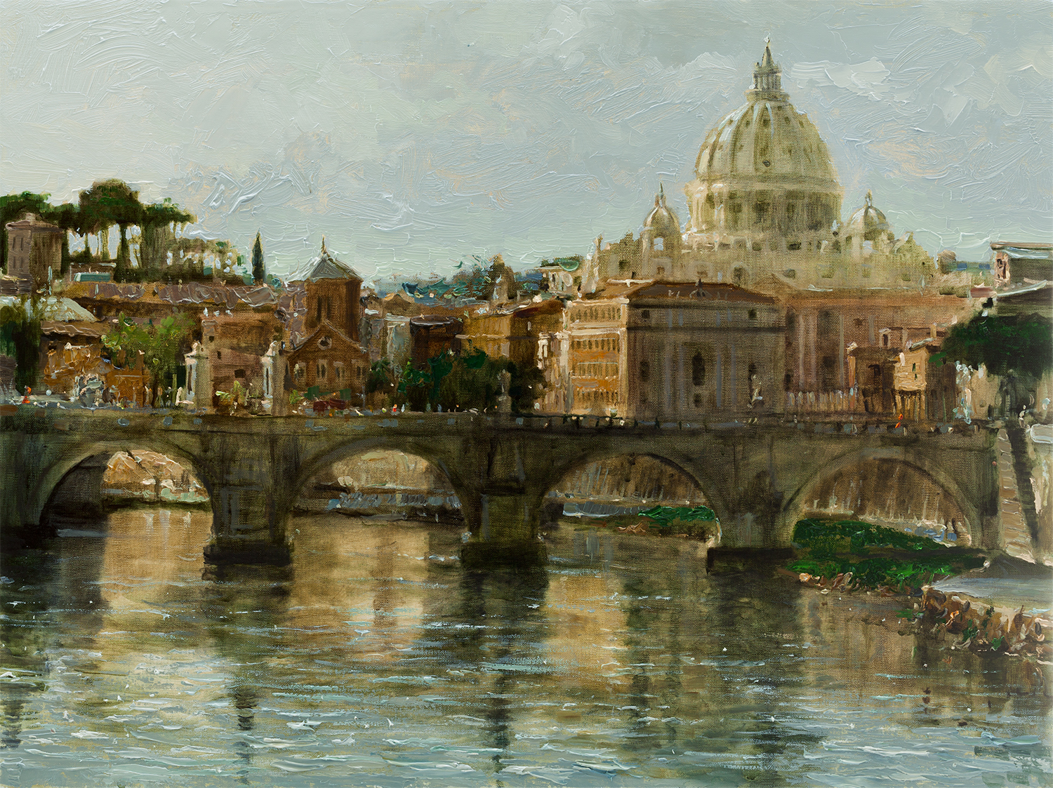 rome and the vatican city