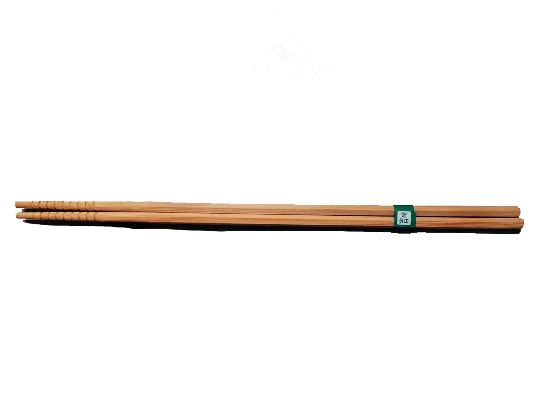 料理筷去背