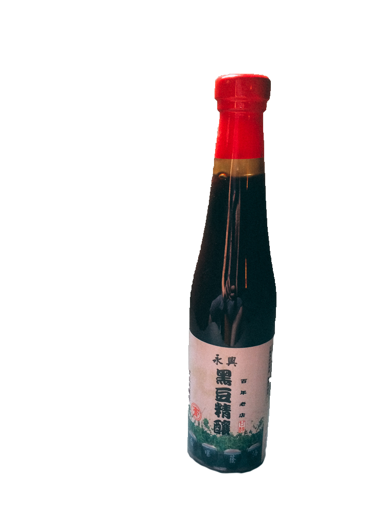 台南永興甕釀黑豆醬油膏