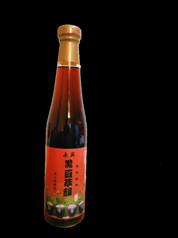 台南永興甕釀黑豆醬油