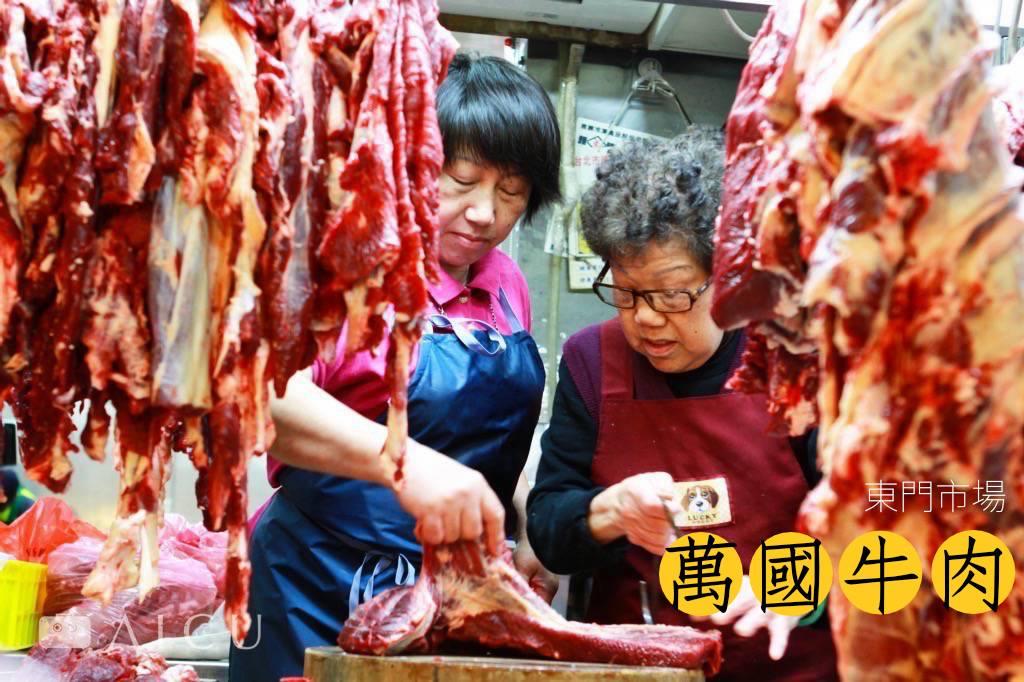 只有自己分切的牛肉店才能取得特殊部位,以及熟識的主顧人情。