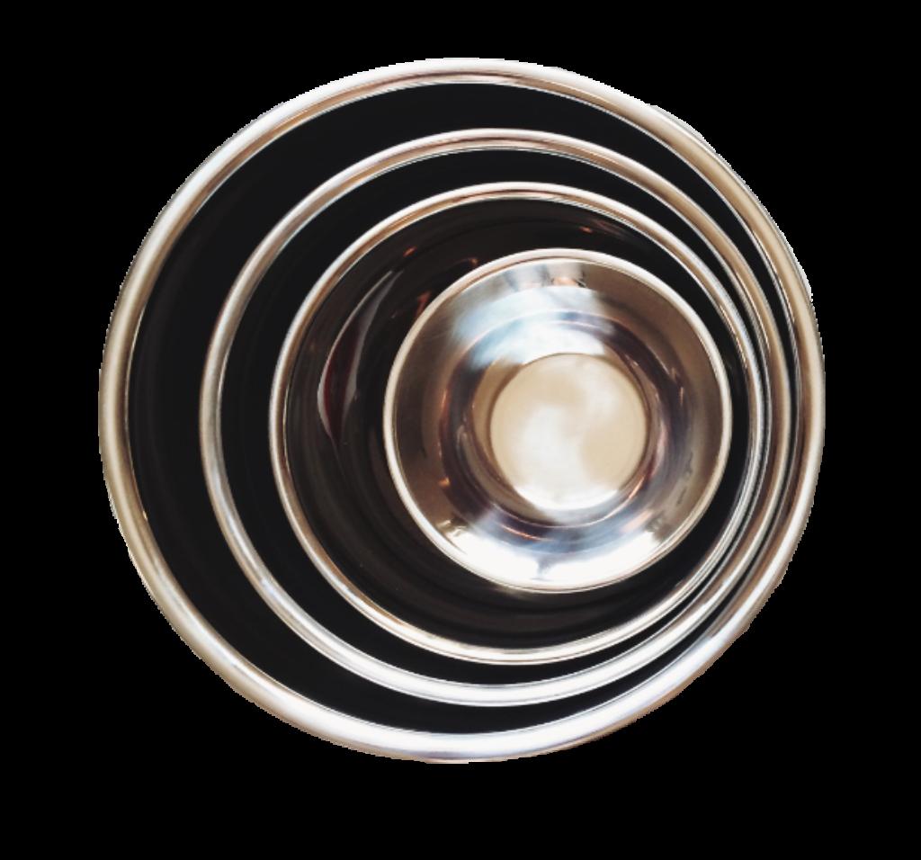 不鏽鋼調理碗組 1,580
