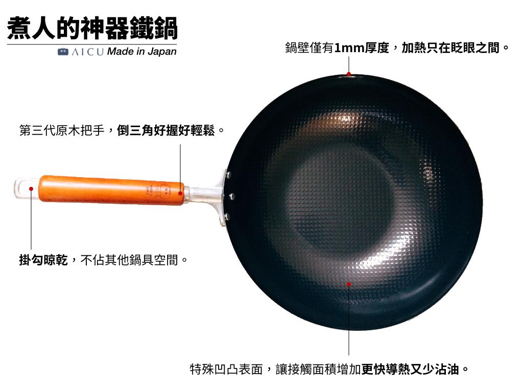 煮人的神器鐵鍋 - 如果你只能有一個鍋子,那就是這一個。