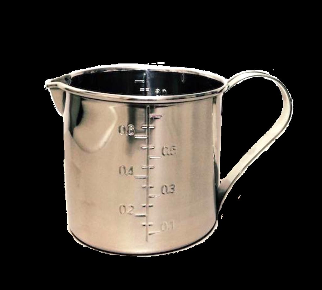 再不小心也不會破不鏽鋼量杯