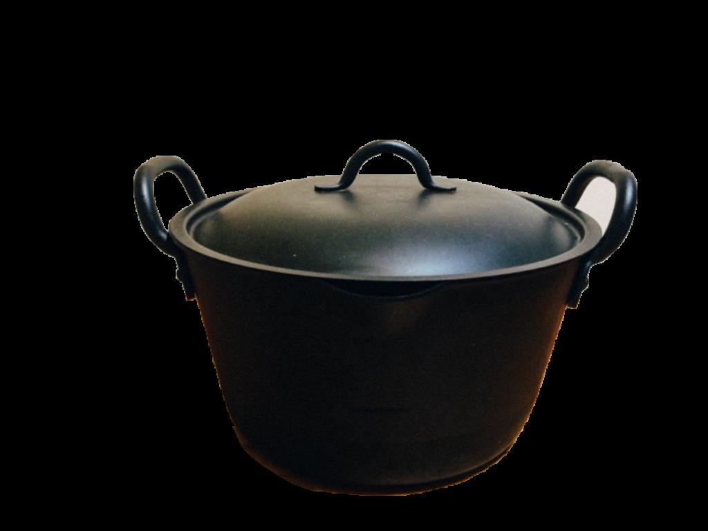 在家也能炸出美味黑鐵炸鍋
