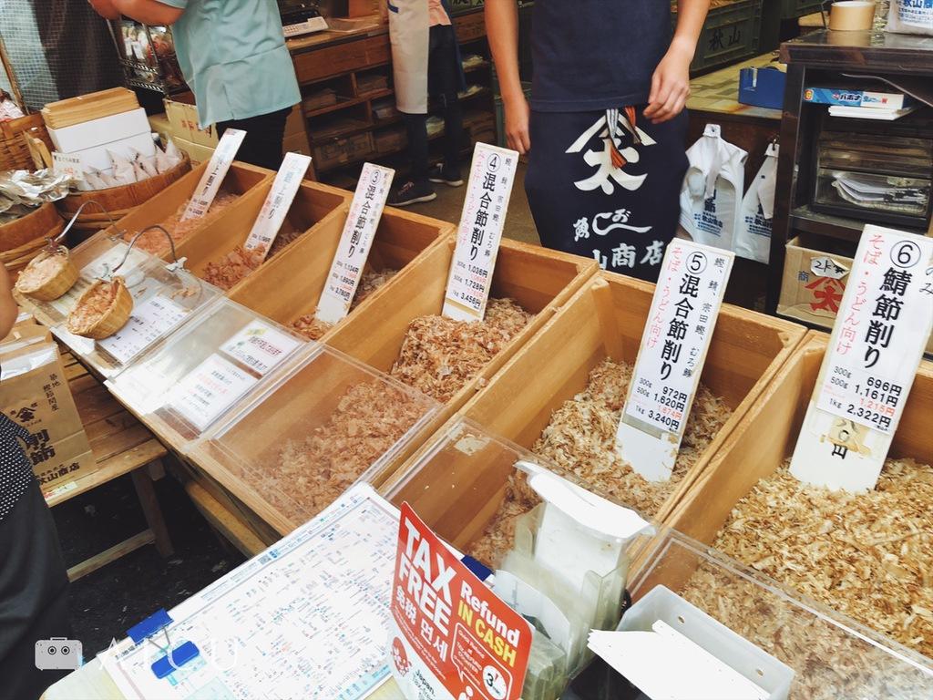 築地的柴魚專賣店秋山商店,也已經在豐州準備好新店面。