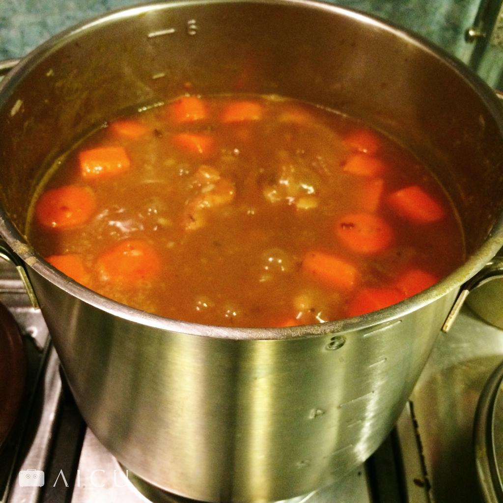 不鏽鋼深湯鍋 - 一體成形,最強家用深湯鍋。