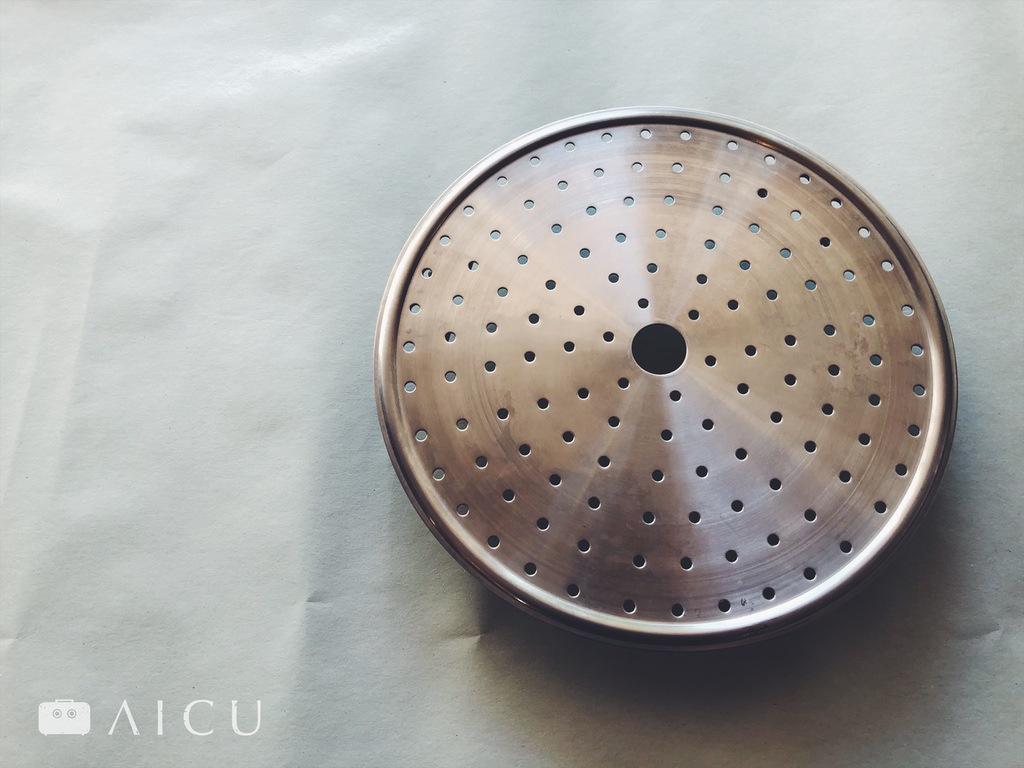不鏽鋼蒸盤 - 神器鐵鍋外掛,一秒變蒸鍋。