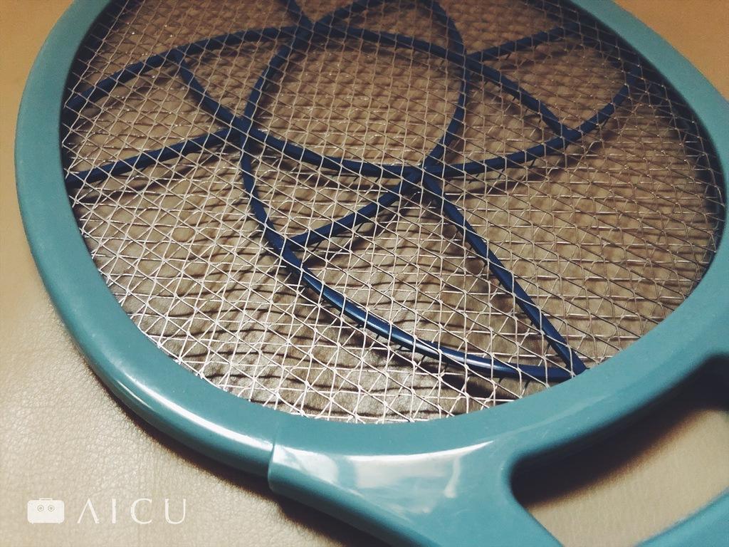 蚊拍的層數和細密度,決定了蚊拍的強度。