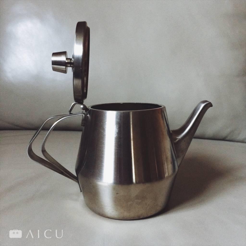 直火加熱不鏽鋼茶壺 - 不假思索的好用