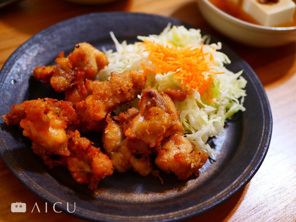 日式炸雞定食 - 新手料理