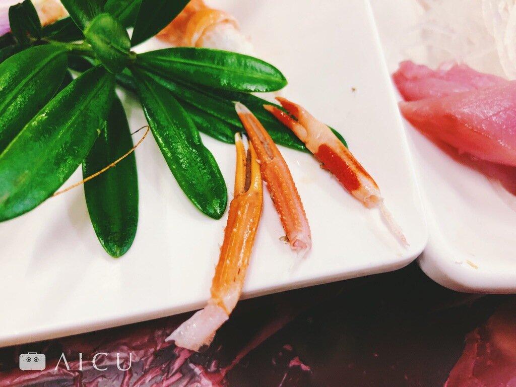 蝦腳也有好滋味。