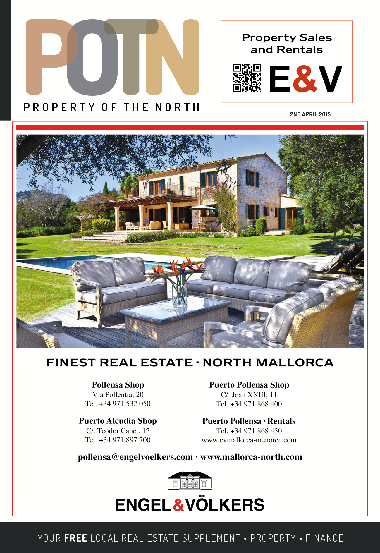 FIRST EVER Property of the North! 2.4.15