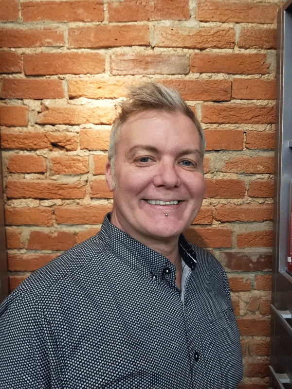 Thomas Crisp, Owner and Creative Director of Balance Hair Spa