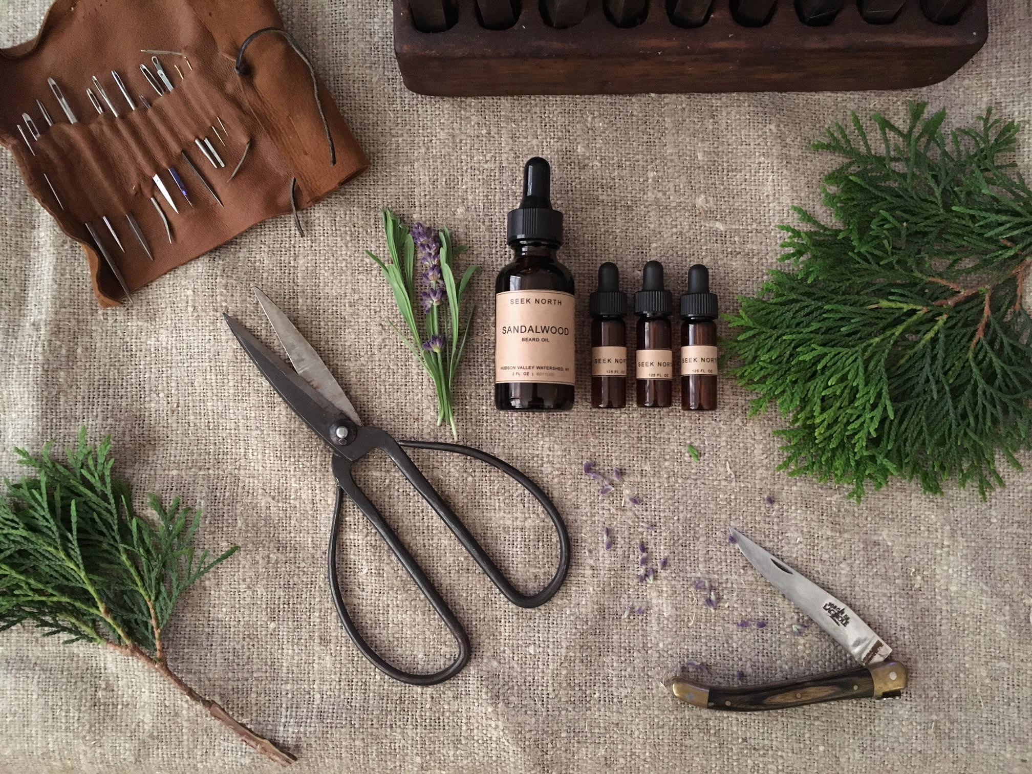 ALL NATURAL  - NO FILLERS, CHEMICALS, SYNTHETIC FRAGRANCES