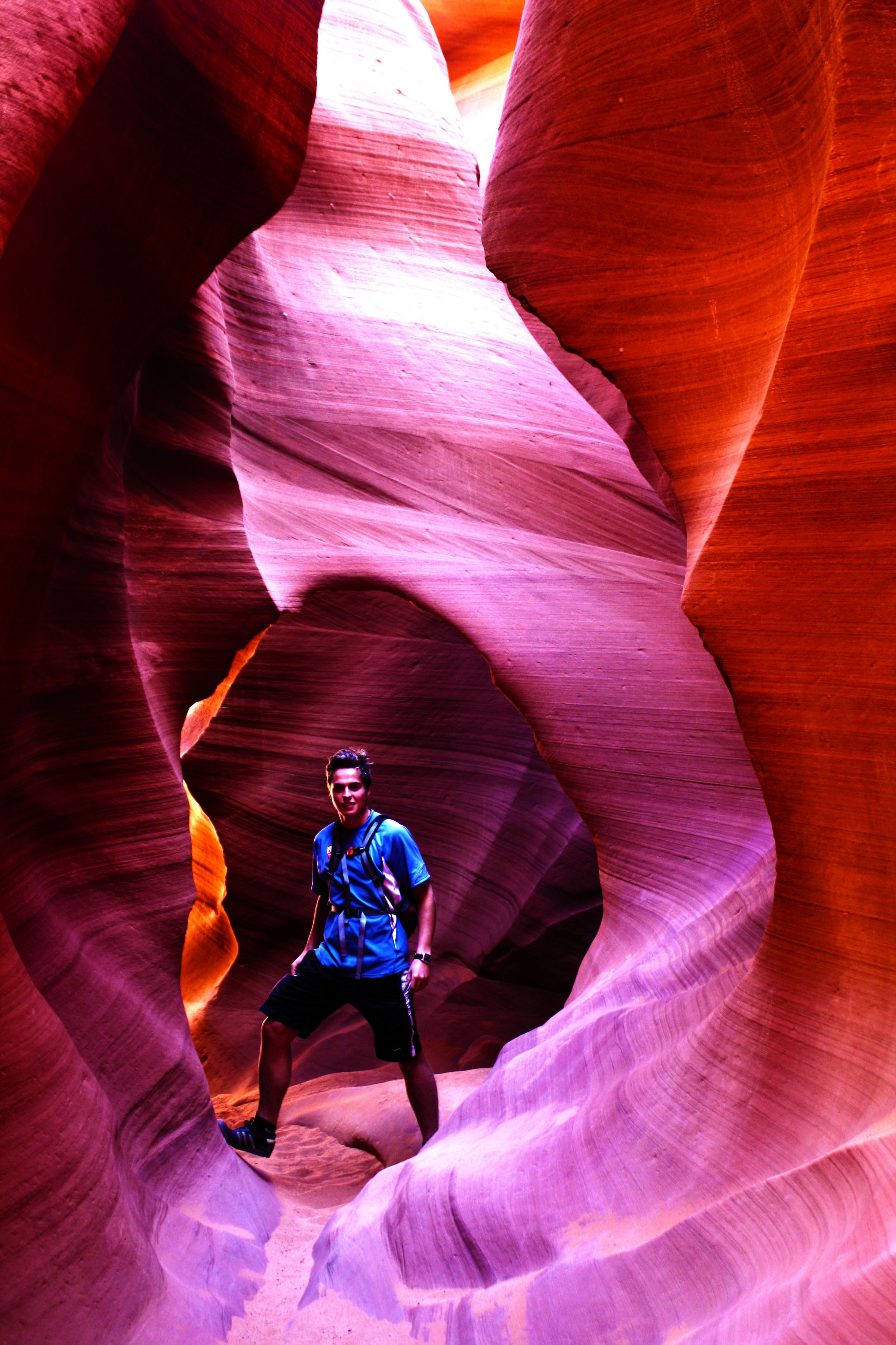 antelope canyon_jade purple brown